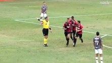 Fluminense sai na frente, mas é dominado e goleado pelo Athletico