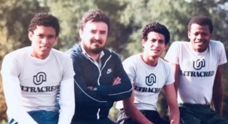 Luiz Alberto foi responsável por gerações de grandes nomes do atletismo brasileiro