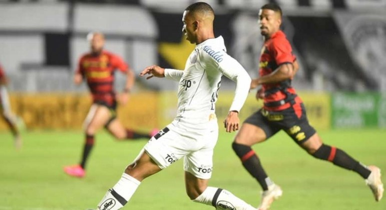 Santos e Sport não conseguiram tirar o 0 do placar na Vila Belmiro