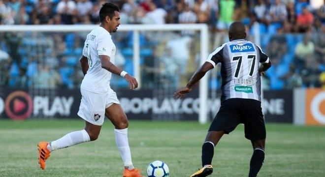 Após derrota para o Ceará, Flu foca na Copa Sul-Americana