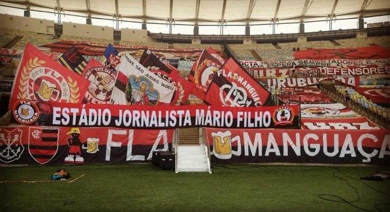 Flamengo recebe aval da prefeitura para receber 10% de público em jogo da Libertadores