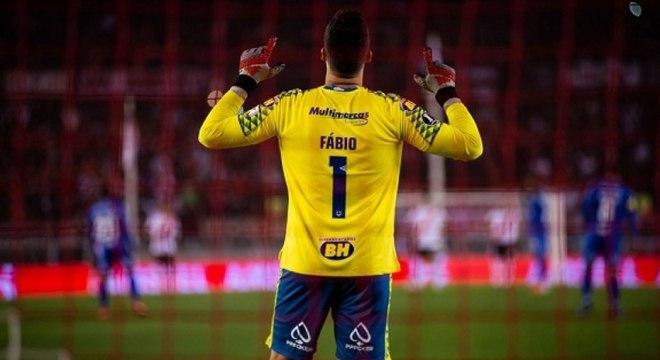Fábio pode se tornar o jogador com mais partidas no torneio nacional