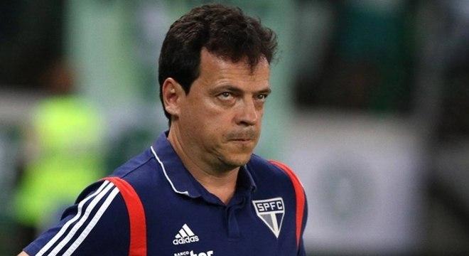 Fernando Diniz espera time mais forte contra Chapecoense, no sábado