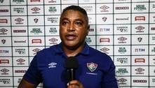Roger Machado vê desafio de dar equilíbrio ofensivo ao Fluminense