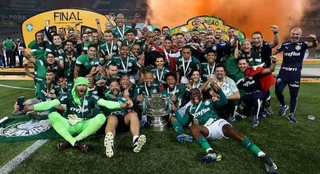 Palmeiras se prepara para duas decisões em sete dias: Recopa e Supercopa do Brasil