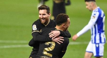 Messi pode continuar no Barcelona