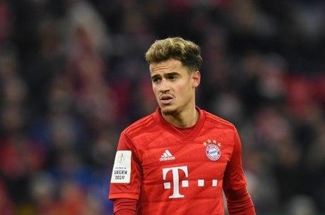 Coutinho não irá permanecer no Bayern
