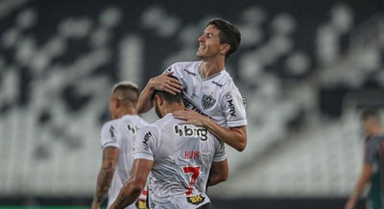 Atlético-MG é o favorito ao título do Campeonato Brasileiro em 2021