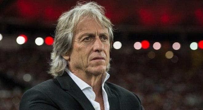 Flamengo, de Jorge Jesus, enfrenta o Corinthians na próxima rodada do Brasileiro