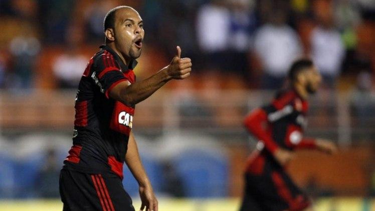 14º - Alecsandro - 2014/2015 - 32 gols em 72 jogos