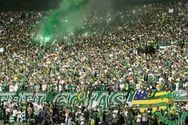 19 – Goiás: em um salto, são 72 mil torcedores inscritos na TV digital do clube