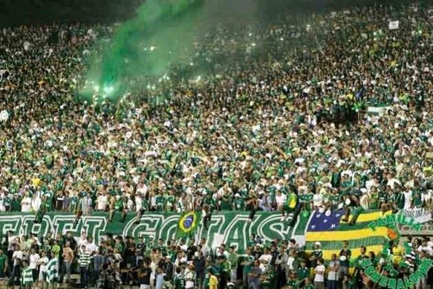 O Goiás tem seu elenco avaliado no mercado por cerca de R$ 114 milhões