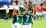 Caldense (MG) - O time mineiro estreou na Série D do Brasileiro com oito desfalques. Sem poder contar com os atletas contaminados, a equipe perdeu de 3 a 1 para o Brasiliense, na primeira rodada da competição, jogando fora de casa