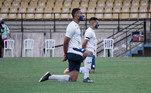São Bento - O São Bento teve 15 jogadores diagnosticados com Covid-19 e mais dois que apresentaram sintomas da doença. Por isso, entrou em campo contra o Criciúma, pela Série C, em outubro, com apenas 12 atletas relacionados. O goleiro reserva atuou na linha