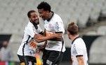 Corinthians- O Timão viajou para BH sem dois jogadores para enfrentar o Atlético-MG, em partida válida pela segunda rodada do Brasileirão. Gil e Léo Natel foram confirmados com o vírus um dia antes da partida e não participaram da derrota por 3 a 2