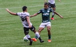 Gabriel Veron é mais um que completa os 10 dias antes do confronto com Delfin e pode ser retorno no clube alviverde
