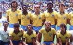 1986: Também divididos em três grupos, Argentina, Uruguai e Brasil se classificaram por serem os líderes, tendo após a fase de grupos, um mata mata com quatro times, no qual o Paraguai saiu como vencedor e foi o terceiro classificado sul-americano para a Copa de 86
