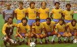 1982: Já com a Argentina classificada, as nove seleções restantes foram separadas em três grupos, onde os líderes se classificavam. Brasil, Chile e Peru completaram o quadro sul-americano na Copa do Mundo