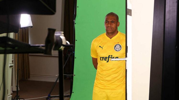 Veja o uniforme de goleiros do Palmeiras para o Mundial