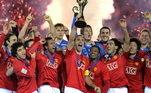 Uma das maiores equipes da Inglaterra, Manchester United tem 374 pontos - 28 participações - 279 jogos - 3 títulos