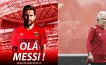 Benfica - Odysseas, André Almeida, Rúben Dias, Vertonghen, Grimaldo; Weigl, Gabriel, Pizzi; Messi, Everton Cebolinha e Seferovic. Treinador: Jorge Jesus