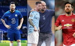 Lionel Messi deve deixar o Barcelona. Até o momento, Manchester City, Paris Saint-Germain e Inter de Milão são as equipes que disputam a contratação do argentino. Com isso, saiba como ficariam escalações dos principais times europeus com a presença do craque. Venha conferir!