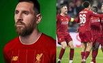Liverpool - Alisson, Alexander-Arnold, Joe Gomez, Van Dijk, Robertson; Henderson, Milner, Wijnaldum; Messi, Salah e Roberto Firmino. Técnico: Jurgen Klopp
