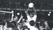 Santos questiona recorde de Messi: 'desqualificam 448 gols de Pelé'