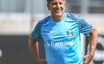 5º - Renato Gaúcho - Grêmio - 6 títulos - 1 Libertadores (17), 2 Copa do Brasil (07 e 16), 1 Recopa (18) e 2 Gaúchos (18/19)