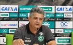 7º - Ney Franco - Goiás - 5 títulos - 1 Sul-Americana (12), 1 Copa do Brasil (06), 1 Carioca (07), 1 Mineiro (05) e 1 Paranaense (10)