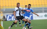 Em 2015, porém, veio a derrota: com dívidas em 215 milhões de euros (estimados em R$ 853 milhões), o clube decretou sua falência. Seu recomeço aconteceu na Série D italiana, com o Parma