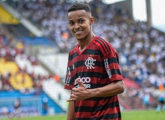 O principal nome da base do Flamengo é o meia Lázaro. Marcou 24 gols em 29 jogos pelo Flamengo nas principais competições do sub-17. Além disso, mostrou estrela ao fazer o gol do título do Brasil no Mundial sub-17. Tem multa rescisória de 80 milhões de euros (R$ 479 milhões)