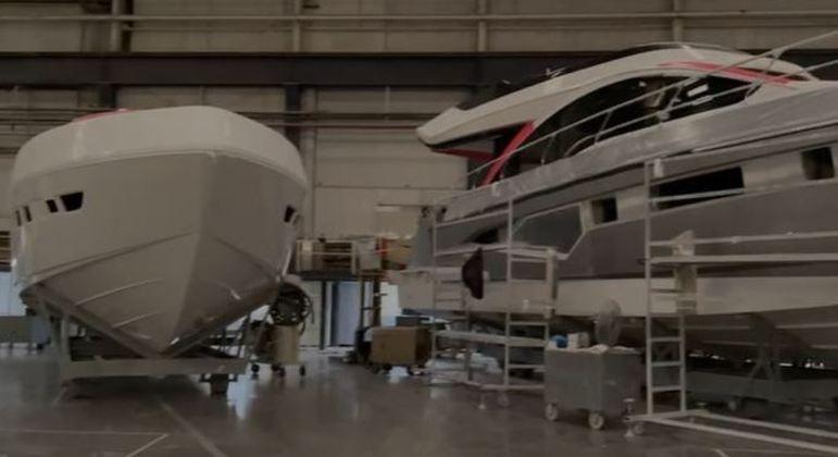 São Paulo faz ação contra fraude fiscal de fabricante de embarcações de luxo