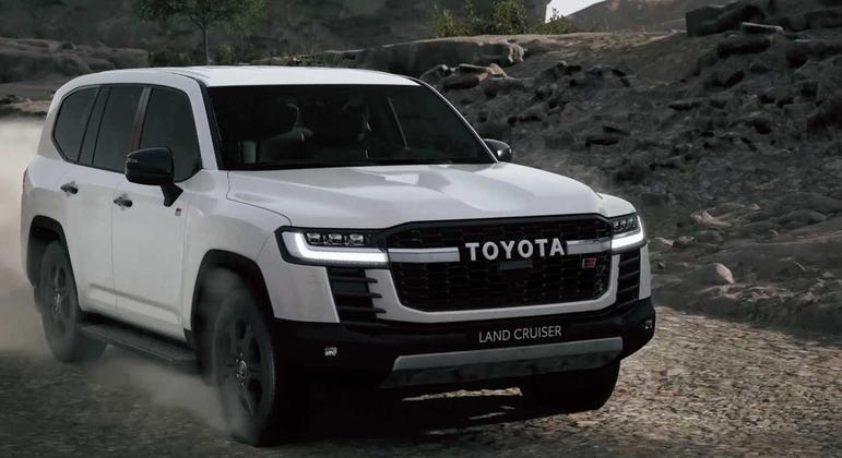 SUV estreia a nova plataforma TNGA-