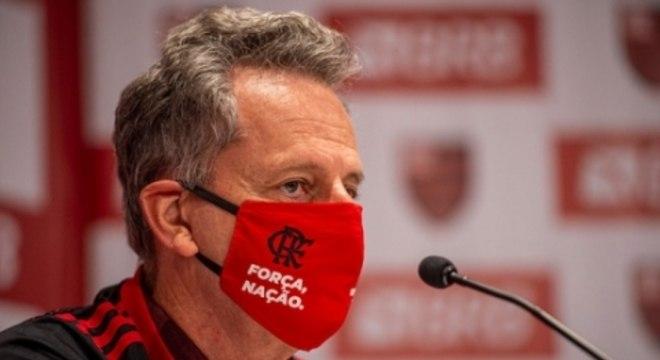 """Landim comemora a 'democratização da transmissão do futebol no Brasil"""""""