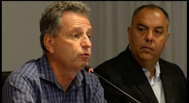 Fla de Landim e Braz: crítica por demitir 62 na véspera do Dia do Trabalhador