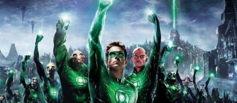 A Tropa dos Lanternas Verdes e seu poder da Força de Vontade
