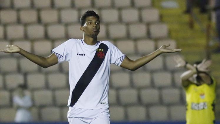 Laranjeira - Após boa participação nos dois primeiros jogos deste ano, foi caindo de rendimento. Foi expulso contra o Madureira, no 10º jogo dele pelo time principal.