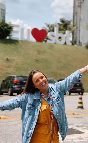 Larissa Manoela deixa SBT
