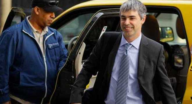 Larry Page - a história do primeiro diretor e co-criador do Google
