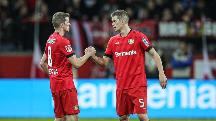 Lars e Sven Bender: atuaram juntos no 1860 Munique e Bayer Leverkusen.