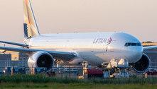 Sem passageiros, empresas aéreas apostam no transporte de cargas