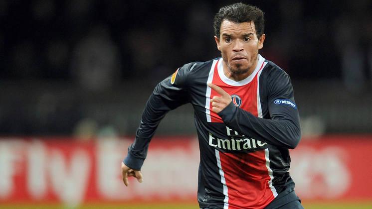Lateral-direito: Ceará (brasileiro - 31 anos na época - camisa 2 - atualmente aposentado como jogador