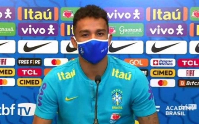 Lateral-direito: Danilo, 30 anos - Juventus (ITA).