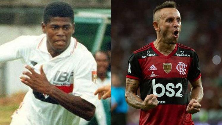 Lateral-direito - Vitor x Rafinha