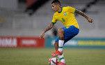 Lateral-esquerdo: Guilherme Arana, 24 anos - Atlético-MG (BRA).