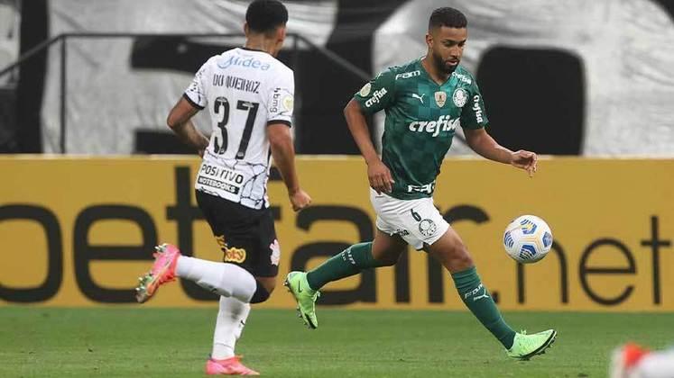 Lateral-esquerdo: Jorge (Palmeiras) - 3,2 milhões de euros (R$ 20,1 milhões) / Renê (Flamengo) - 1,5 milhão de euros (R$ 9,4 milhões).