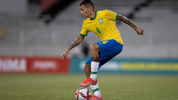 LATERAL - Guilherme Arana (Atlético-MG)