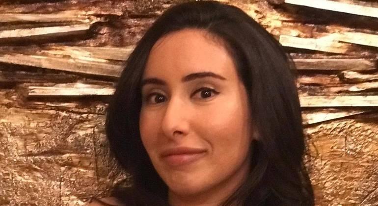 """Latifa registrou estas mensagens """"durante vários meses"""" em segredo"""