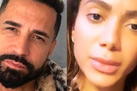 Latino acusa Anitta de desmerecê-lo em público
